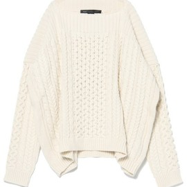 DITA SWEATER SHORT SLEAVE CREW