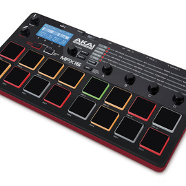 AKAI professional - MPX16 Sample Recorder & Player