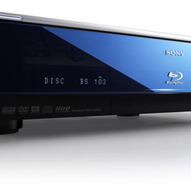 SONY - Blu-ray Disc Recorder:BDZ-V9