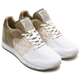 Reebok × Garbstore - CL LEATHER 6000 Olive / White