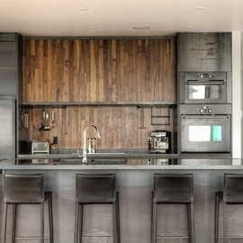 MU Architecture  - Marée Basse Kitchen Design