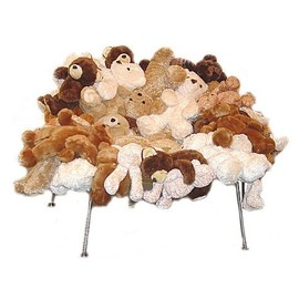 Campana Brothers - Teady Bear Chair, Limited Edition