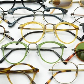 OLIVER PEOPLES (オリバー ピープルズ) - Vintage Collection