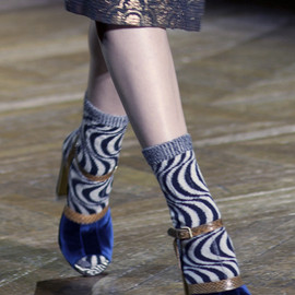 DRIES VAN NOTEN - 2011 AW Sandal