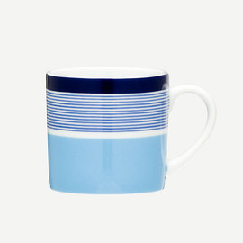 THE CONRAN SHOP - FELIX AQUA/SAPHIRE/NAVY STRIPE
