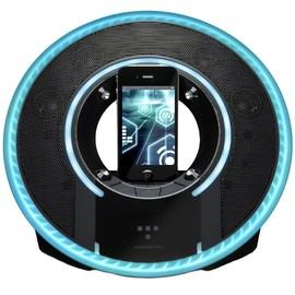 Monster - TRON Light Disc Audio Dock by