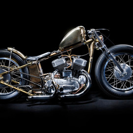 Harley-Davidson - KH1954 GENERAL CHICARA ART5C