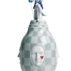 Lladro - The vases can tie in with The Lover