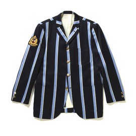 VAN JACKET, Liquor,woman&tears - 4 Button Stripe Jacket