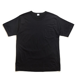 gicipi - 1804P Pocket T Shirt-Nero