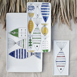west elm - Mod Fish Platters