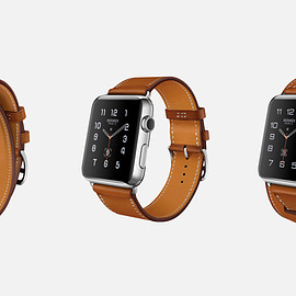 Apple - Apple Watch HERMES