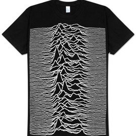 allposters - Joy Division - Unknown Pleasures Large