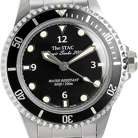 The STAC - 38mm Classic Scuba 200