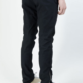 WINGS + HORNS - JAPANESE COTTON MOTO PANT