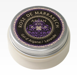 ROSE DE MARRAKECH - GEL D' ARGANE / LAVENDE