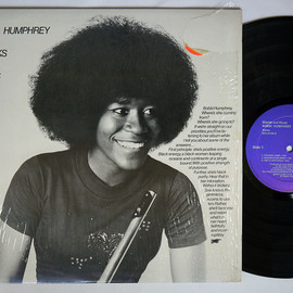 BOBBI HUMPHREY - BOBBI HUMPHREY / BLACKS AND BLUES