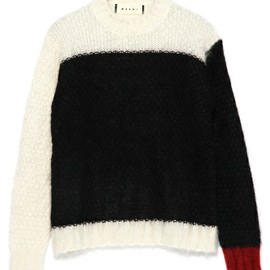 Marni - L/S CREW NECK SWEATER