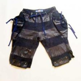 blackmeans - LAMB BORDER SHORT PANTS
