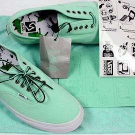"Vans Syndicate - AUTHENTIC PRO ""S"" X MIKE HILL"