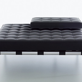 Cassina - PRIVE ottoman / small island