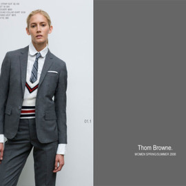 THOM BROWNE - Outfit From 2008 S/S