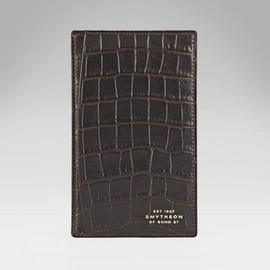 Smythson - Pocket Memo, Mara Collection