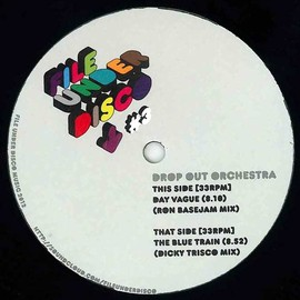 Drop Out Orchestra - The Blue Train (Dicky Trisco Mix)