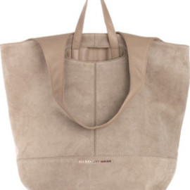 Alexander Wang - Alpha leather and suede shopper