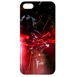 acid android - iphone 5 case black