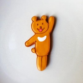 SAC about cookies - bear cookie