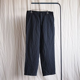 COMME des GARCONS HOMME - Trousers #navy