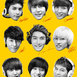 TOWER RECORDS - TOWER RECARDS 2011 SUPER JUNIOR Ver.