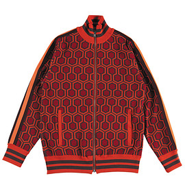"MEDICOM TOY - KNIT GANG COUNCIL ""THE SHINING"" KNIT BLOUSON ""CARPET"""
