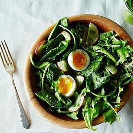 Food52 - Sometimes you're in the mood on the egg for a salad.