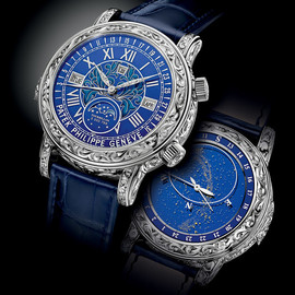 Patek Philippe - Patek Philippe Sky Moon Tourbillon 6002G