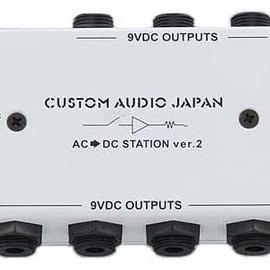 CUSTOM AUDIO JAPAN - CUSTOM AUDIO JAPAN ( カスタムオーディオジャパン )  / AC/DC STATION Ver.2
