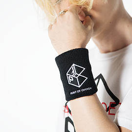 BUMP OF CHICKEN - PF Wristband BLACK