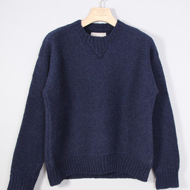 The FRANKLIN TAILORED - SWEAT SWEATER