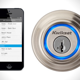 Kevo - iPhone Operated Door Lock