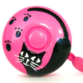 KIKKERLAND - Dring Bike Bell Cat
