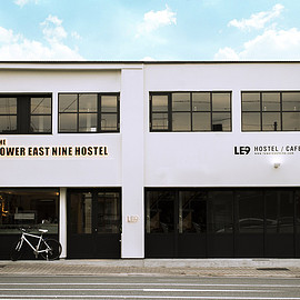 京都 - THE LOWER EAST NINEHOSTEL