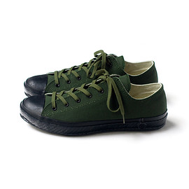 SHOES LIKE POTTERY - SHOES LIKE POTTERY  VULCANIZED CLOTH OLIVE DUCK