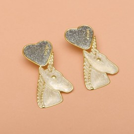 Matina Amanita - Unicorn Delight Earrings