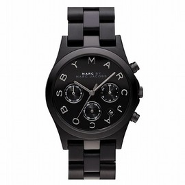 MARC BY MARC JACOBS - Henry Aluminum bracelet watch
