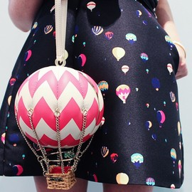 kate spade NEW YORK - 気球バッグ FLIGHTS OF FANCY BALLOON BAG