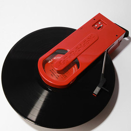 Urban Outfitters - CROSLEY REVOLUTION USB TURNTABLE- RED