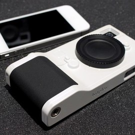 bitplay - SNAP! iPhone Camera Case