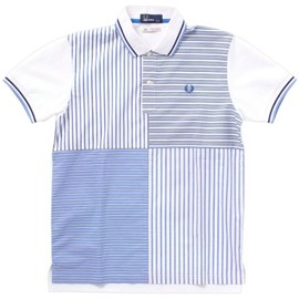 EDIFICE×FREDPERRY EX - thomas mason polo shirt