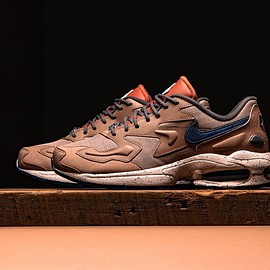 NIKE - Air Max2 Light LX - Desert Dust /Dusty Peach/Sanded Purple